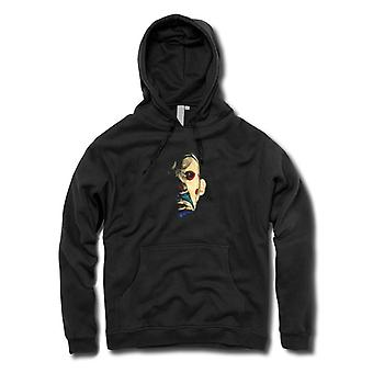 Kids Hoodie - Horror Clown With Mask