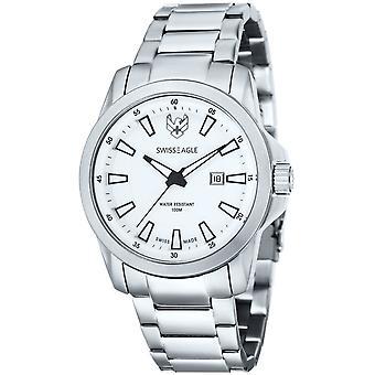 Swiss Eagle SE-9056-22 Heren Horloge