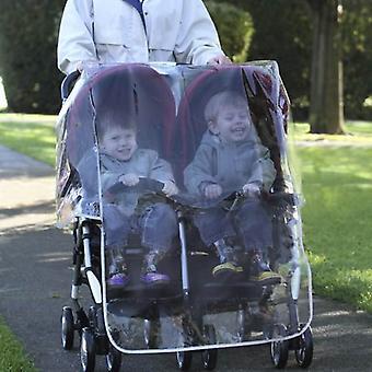Diono Double Stroller Rain Cover