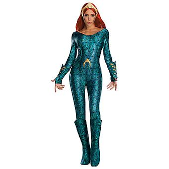 Mera Adult Costume- Aquaman