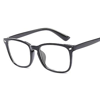 Anti Blue Light/Anti Blue Light Glasses-Black