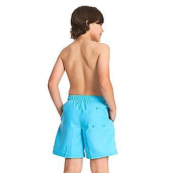 Pantalones cortos de baño lavado smosman de Zoggs Boys Mosman - turquesa