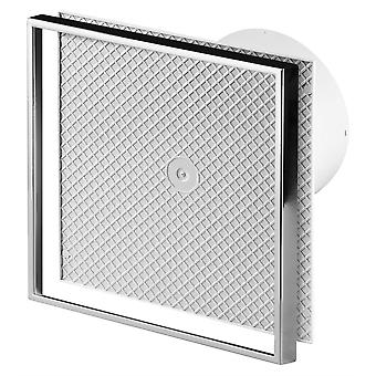 100mm Extractor ventilator Custom placi cermaic interior panoul frontal schimbătoare
