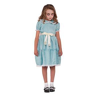 Bristol Novelty Childrens Girls Creepy Sister Costume