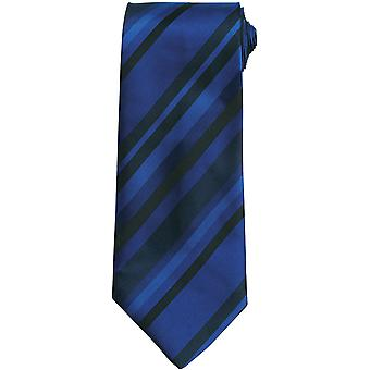 Premier-tie-multi stripe