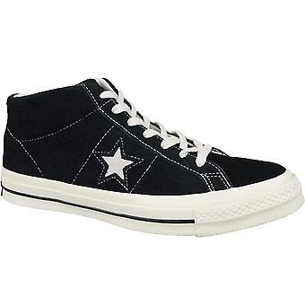 Converse One Star OX Mid Vintage Wildleder 157701C universal ganzjährig Herren Schuhe