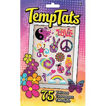 Borsa Tatto standard - Groovy Tats - Temporary Kids Games Toys tt2064