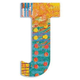 Djeco Peacock Letter - J (Babies and Children , Toys , Others)