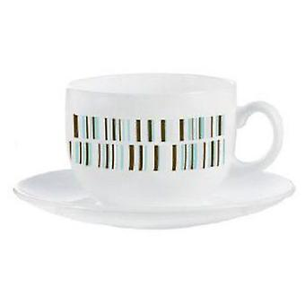 Luminarc Set 6 22 Cl Kalei Cup (Kitchen , Household , Mugs and Bowls)