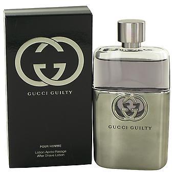Gucci Guilty Pour Homme Loción para Después del Afeitado 90ml AS