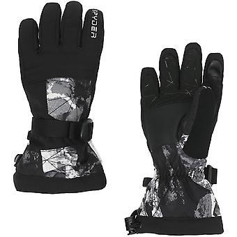Gants de ski Spyder OVERWEB Gore-Tex Boys congelés
