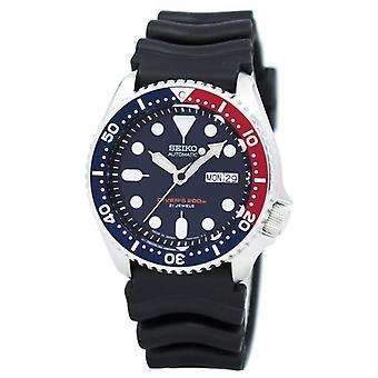 精工自动潜水员_apos;s 200m 制造在日本 Skx009 Skx009j1 Skx009j Men_apos;s 手表