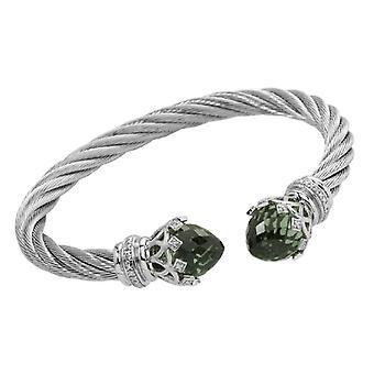 Burgmeister Biżuteria - Bransoletka damska - srebrny szterling 925 - dorsz JBM3005-521