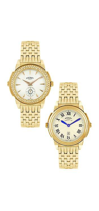 R0029/ELB0010-TZ2-06-10 Ladies' Rotary Watch