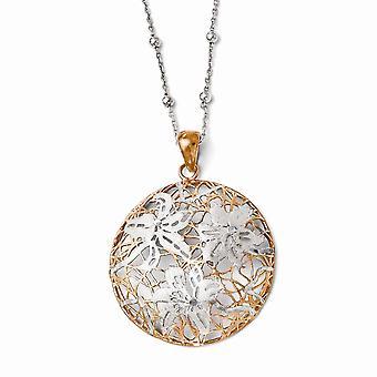 925 מלוטש כסף שטרלינג הסגר מהודר לובסטר וורד 14k שרשרת מצופה זהב תכשיטים מתנות לנשים