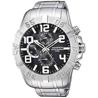 Armitron Clock Man Ref. 20/5168BKSV