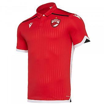 2019-2020 Dinamo Bucharest Authentic Home Match Shirt