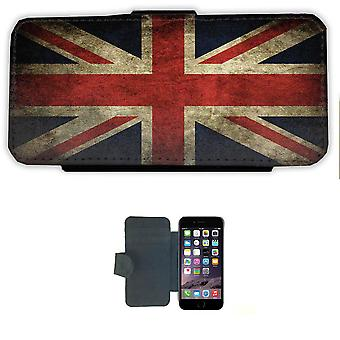 UK Flag iPhone 6/6s wallet case Pouch wallet Shell