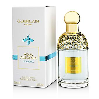 Guerlain Aqua Allegoria Teazzurra Eau De Toilette vaporizador - 75ml / 2.5 oz