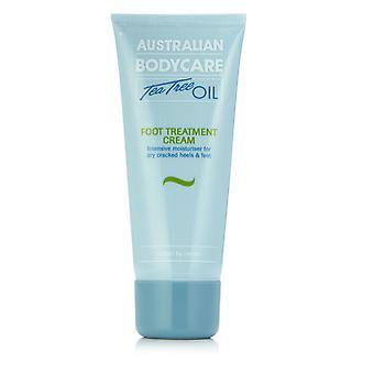 Australian Bodycare Foot Cream With Tea Tree OIl Dry Chapped Skin Care 100ml