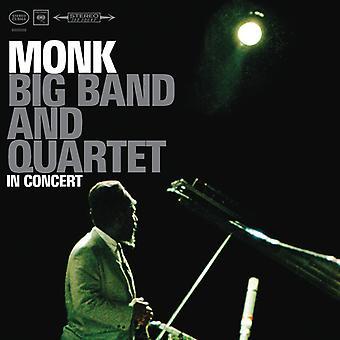 Thelonious Monk - Big Band & Quartet in Concert (2-LP 180 [Vinyl] USA import