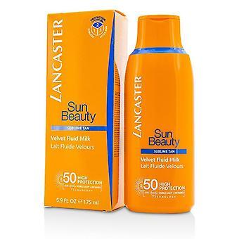 Sun Beauty Velvet Fluid Milk Spf50 - 175ml/5.9oz