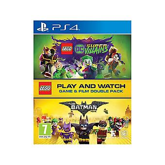 LEGO Games LEGO DC Supervillains Double Pack PS4