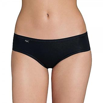 Sloggi Women EverNew Hipster Brief, Black, Size 14