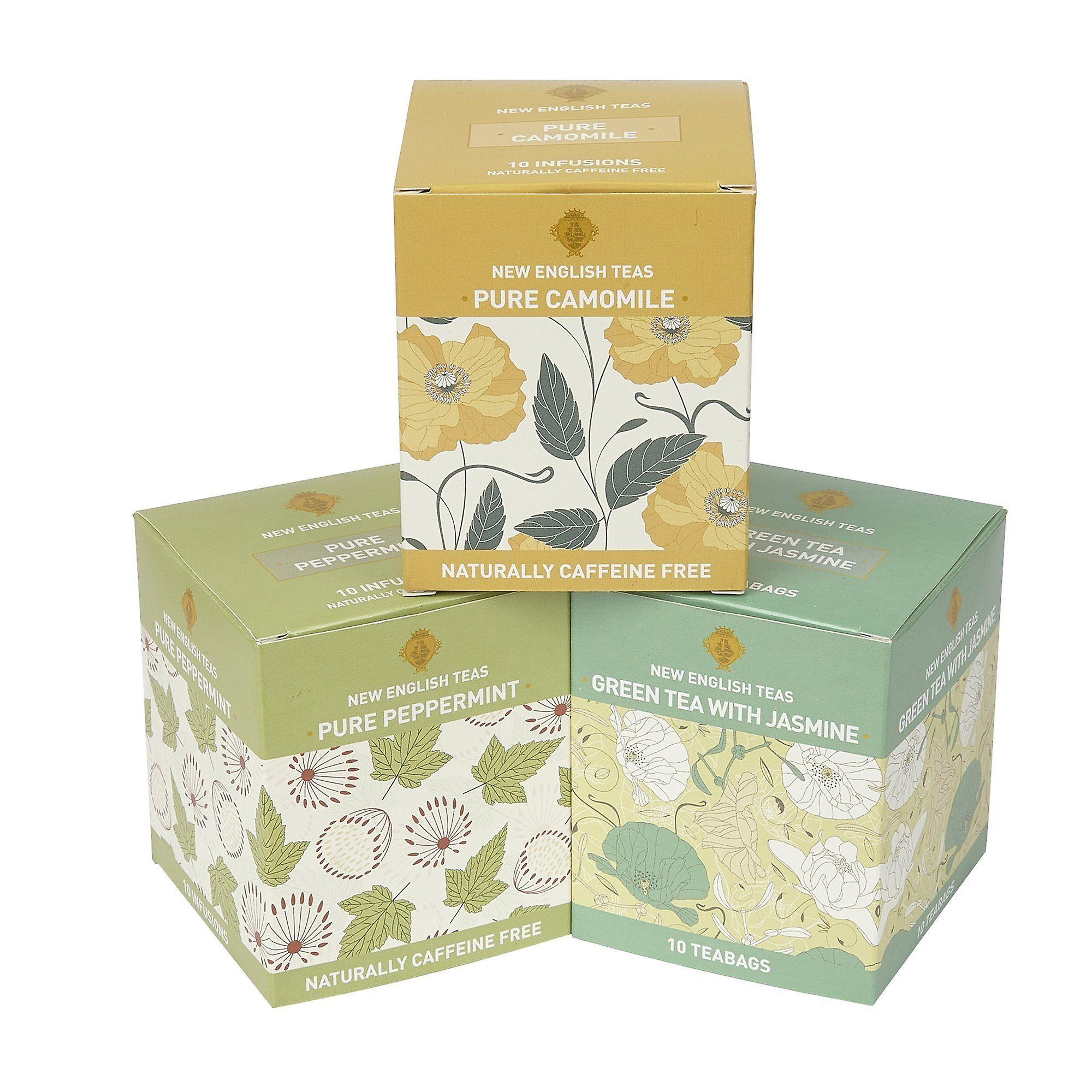 Wellbeing tea selection detox me 30 teabags