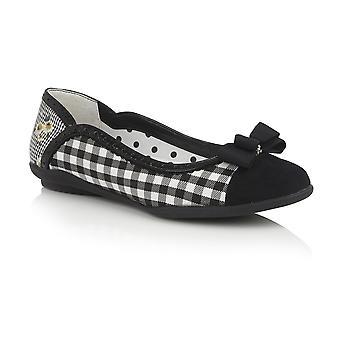Ruby Shoo Women's Lizzie Ballerina Pumps & Matching Windsor Bag