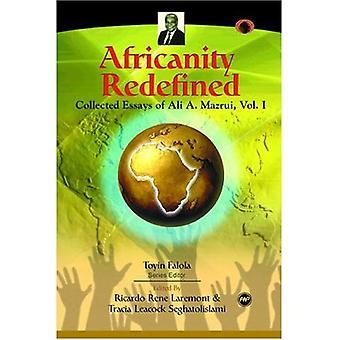 Africanité redéfinie