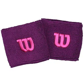 Wilson Womens Bracciata da polso Sweatband Ladies
