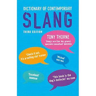قاموس للغة العامية المعاصرة بتوني ثورن
