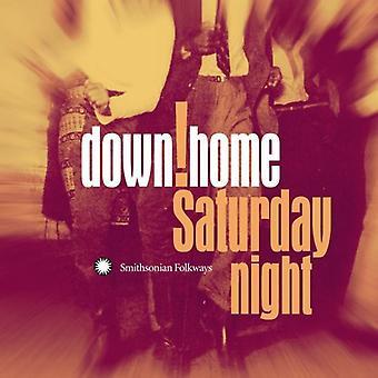 Ned hjem lørdag kveld - ned hjem lørdagskvelden [DVD] USA importere