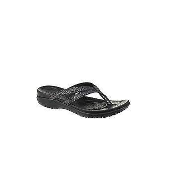 Crocs Crocband Flip 205478060 universal summer women shoes
