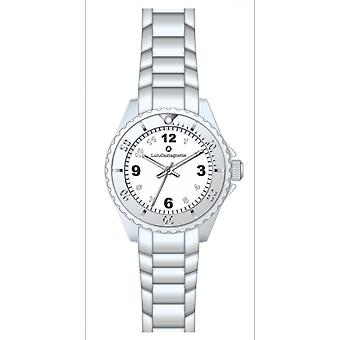 Shows Lulu Castanet 38870 watches - watch Silicone white girl