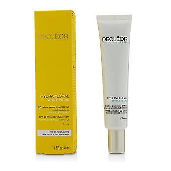 Hydra floral white petal roman chamomile protective cc cream spf50 219450 40ml/1.3oz