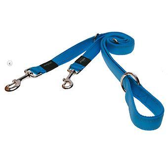 Rogz Leine -Fanbelt Multi- (Hunde , Für den Spaziergang , Leinen)