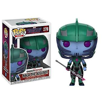 Funko Pop! Vinyl Guardians of the Galaxy Telltale Series Hala The Accuser #278