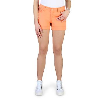 Armani Jeans Original Women Spring/Summer Short Orange Color - 58335
