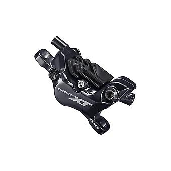 Shimano Disc Brakes - Br-m8120 Xt 4-piston Calliper, Post Mount, Without Adapters, Front Or Rear