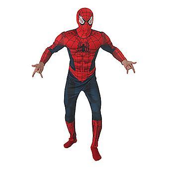 Spider-man Deluxe oorspronkelijke Spiderman volwassen kostuum