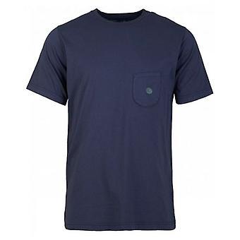 Universal Works Print Pocket T-Shirt