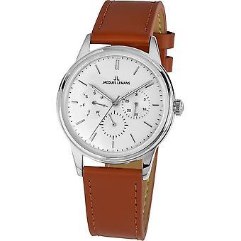 Jacques Lemans - Wristwatch - Men - Retro Classic - - 1-2061B