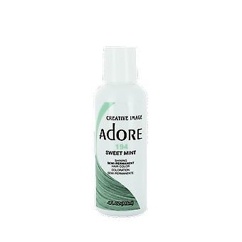Creative Image Adore Shining Semi-Permanent Hair Color 194 Sweet Mint 118ml