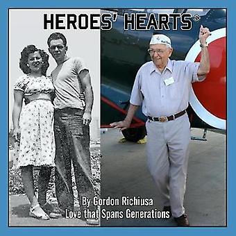Heroes Hearts by Richiusa & Gordon