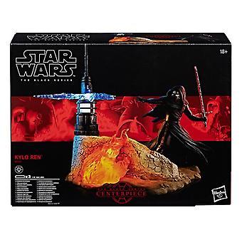 Star Wars E7 Figura Kylo Ren Hasbro (espanjaksi)
