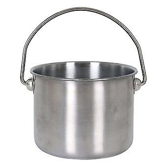 Bucket with Handle Quttin (9,5 x 11,5 x 7 cm)
