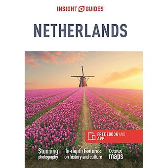 Insight Guides The Netherlands Travel Guide met gratis eBook