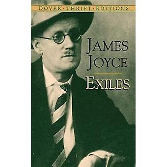Exiles by James Joyce - 9780486424606 Book